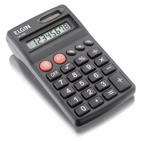 Calculadora De Bolso Elgin 8 Digitos Cb-1482