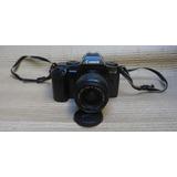 Camara Canon Ef- M Con Flash Y Estuche