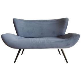 Namoradeira Lunna Azul - Tommy Design