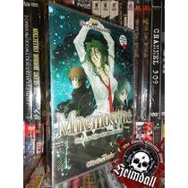 Dvd Mnemosyne Serie Completa Anime Euorpe R2 Hentai Erotico