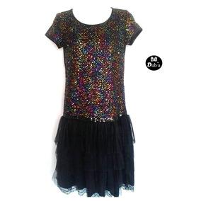 Vestido De Niña Talla 14 De Moda Importado (adoloescente)