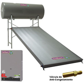 Calefactor Solar Calentador De Paso, Mxswr-002, 40 Gal., 3/
