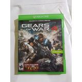 Gears Of War 4 Xbox One Nuevo 100% Originales