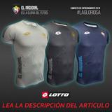 Camisetas Entrenamiento El Nacional 2018 Original
