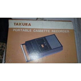 Reproductor Portátil De Cassettes Record