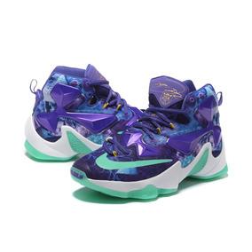 Tênis Nike Lebron 13 Original Novo Na Caixa