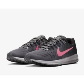 Tenis Knup Sports Todo Em Nike - Tênis para Feminino Cinza escuro no ... d299fbc0c060e