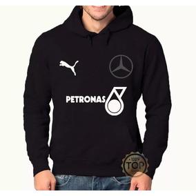 Moletom Mercedes Petronas - Moletom Preto no Mercado Livre Brasil 22d8e1321d90a
