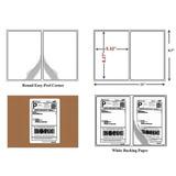 Etiqueta 600 Adhesivo Ebay Etiquetas Ups De Envío Usps 2 Por