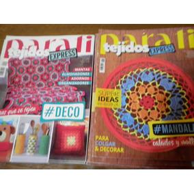 Revistas Tejidos Crochet X4 Para Ti El Arte De Tejer Express