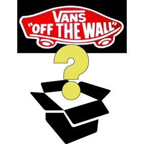 Mystery Box Caja Misteriosa Vans C/ Valor Hasta $450 Youtube