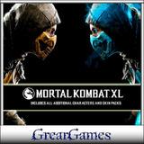 Mortal Kombat Xl | Steam - Original | Todos Los Personajes