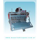 Maquina Bloquera Semi Automatica