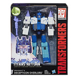 Transformers Generations - Decepticon Overlord - Hasbro