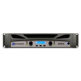 Amplificador De Potência Crown Gxti 6002-u Br 6000 Watts Rms