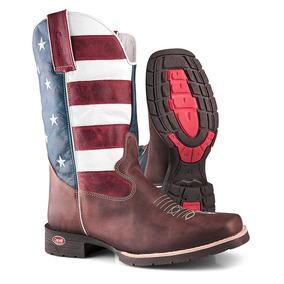 Bota Texas Boots - Botas para Masculino no Mercado Livre Brasil 0056abdf3c9