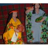 Artesanía Wayuu: Guajiras En Arcilla