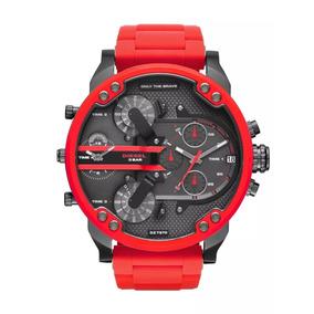 767806d7b92 Relógio Prata - Relógio Diesel Masculino no Mercado Livre Brasil