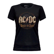 Baby Look Ac/dc Rock Or Bust