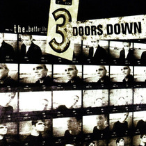 3 Doors Down - The Better Life 2000 Cd Importado