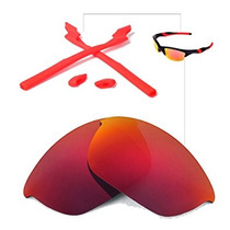Repuestos De Lentes Para Gafas Oakley Half Jacket 2.0, 21