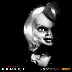 Tiffany - Noiva Do Chucky - Bride Of Chucky - Mezco Toys Tt