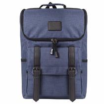 Mochila, Fin De Semana Shopper Ligera Bookbag Azul