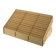 Caja Comandero Organizador Mdf Para 36 Comandas