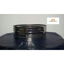 Aro Cortador De Bolos Redondos Em Camadas 35 Cm (inox)