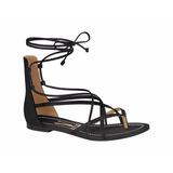 Sapato Feminino Vizzano Sandália Gladiadora Modelo 6235262