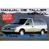Manual Taller Diagramas Electricos Ford Windstar En Español