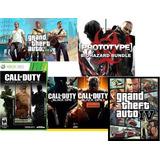 Licencia De Gta V Y Otros Juegos Juntos Xbox 360