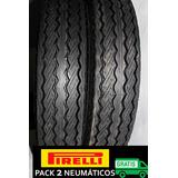 Kitx2 700x16 10t Ct52 Pirelli Envio Sin Cargo A Destino*
