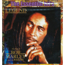 Cd Bob Marley Legenda The Essential Hit