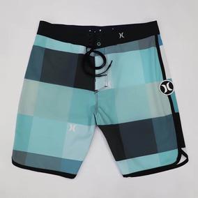 Bermuda Shorts Hurley Phantom Elastano Surf Pronta Entrega 8cc0ce80d78
