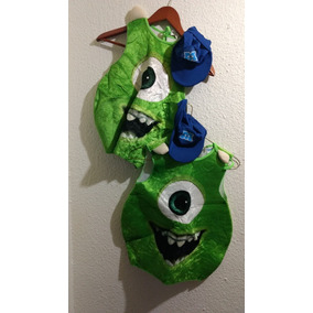 Disfraz De Monster University C Gorra Disney Mike Wasowski