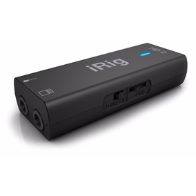 Interface Ik Multimedia Irig Hd 2 - Revenda Autorizada
