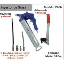 Grasera / Engrasadora Neumatica / Manual