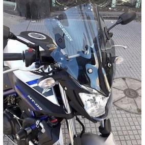 Parabrisas Yamaha Mt 03 Soporte De Nylon Rpm-1240