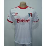Camiseta Deportivo Español Retro Suplente 1984 Bieckert