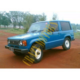 Manual De Taller - Isuzu Trooper Caribe 442 1981 - 1991 *