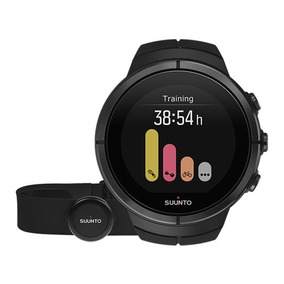 Relógio Suunto Spartan Ultra All Black Titanium Hr + Gps