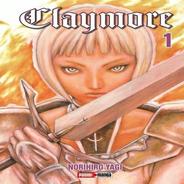 Claymore  - N1 - Norihiro Yagi - Manga - Panini