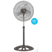 Ventilador Abanico Industrial Potente Z Fan By Mytek 3389