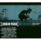 Meteora - Linkin Park - Cd + Dvd - Nuevo - Original