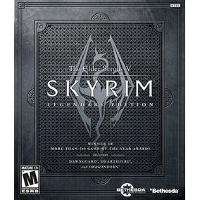 The Elder Scrolls V Skyrim - Legendary Edition - Pc Steam
