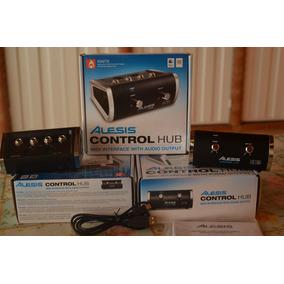 Placa Interface De Audio Alesis Control Hub Usb 2.0 Midi