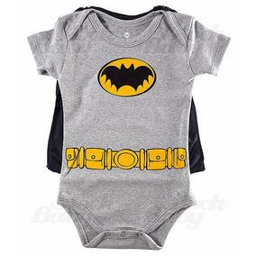 Body Batman Com Capa Roupas Bebe Fabricante Super Oferta