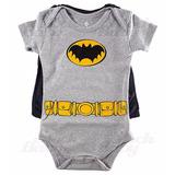Body Batman Com Capa Roupas Bebe Fabricante Super Oferta Er