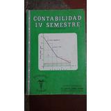 Libro De Contabilidad Iv Semestre Por Francisco Gómez Rondón